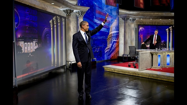 The Daily Show Midterm Set 2010
