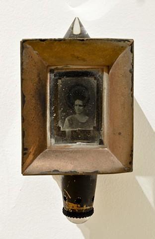 Daguerreotype spirit summoner French, 1843 Accession No. 2014-5-fr