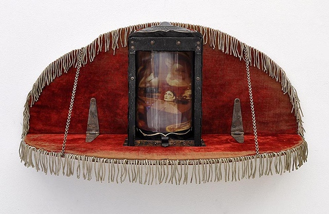 Beverly Rayner, An Illusionist's Portable Conjuring Theatre, Museum of Mesmerism