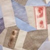 Homeland Insecurity Blanket (detail)
