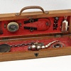 A traveling mesmerist's toolkit Prussian, circa 1900 Accession No. 2011-10-pr
