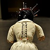 Victorian pinned effigy (voudou) doll American, c. 1895 Accession No. 2012-3-us