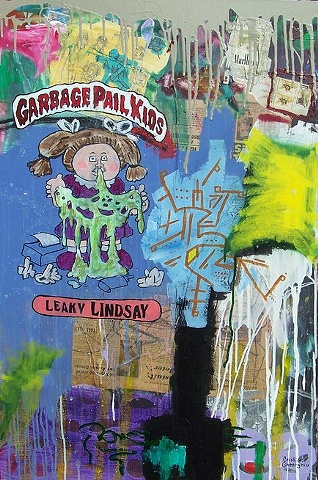 Collect Garbage Pail Kids