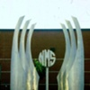 Nevade Middle School Stainless Steel Exterior Sculpture