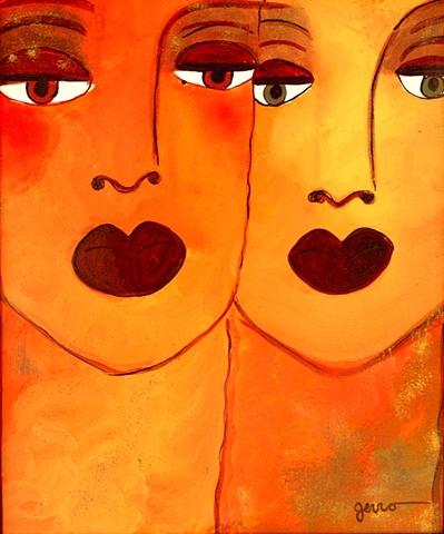 Cayenne Faces