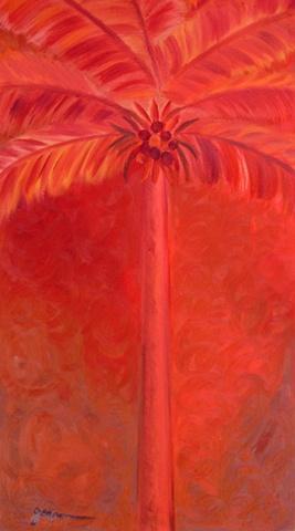 Red PalmTree