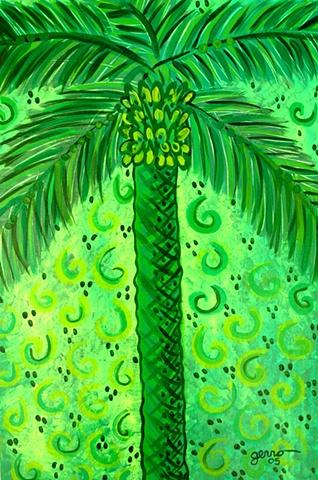 Key Lime Palm
