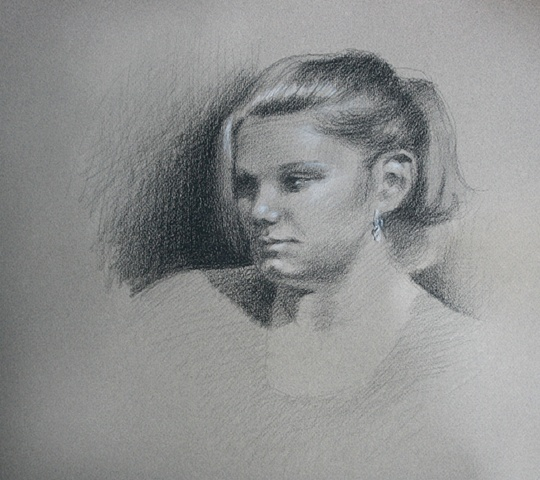 Sketch from Life (portrait)