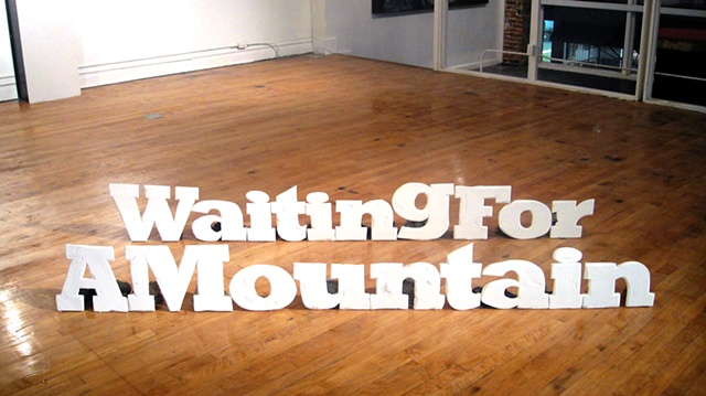WaitingForAMountain