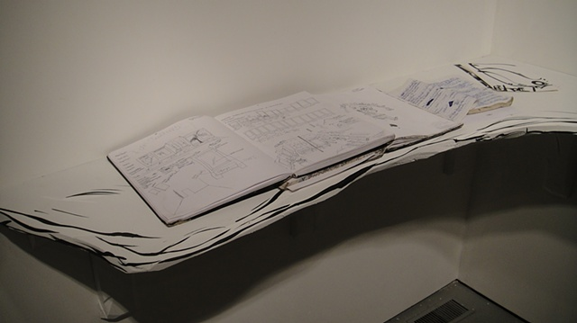 NewPop II - Sketch Book Shelf