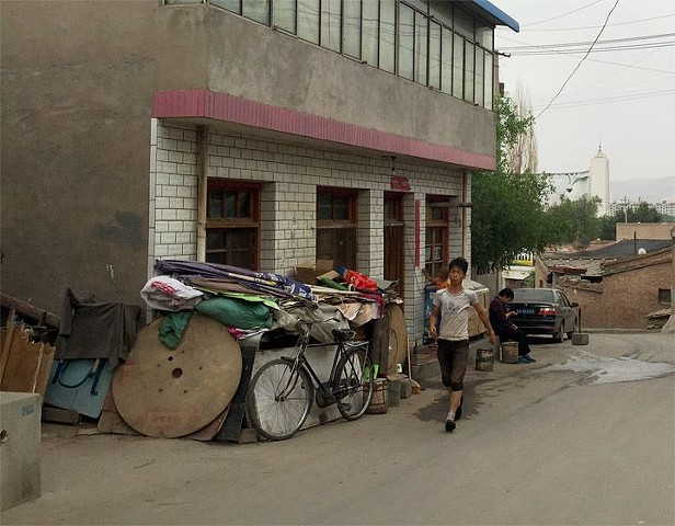 Lanzhou factory neighborhood