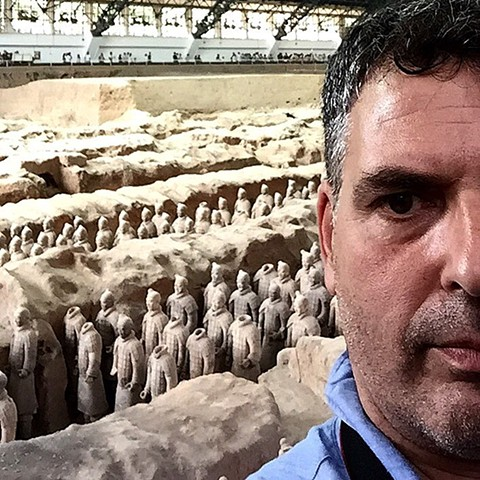 Terra Cotta Warriors Xi an