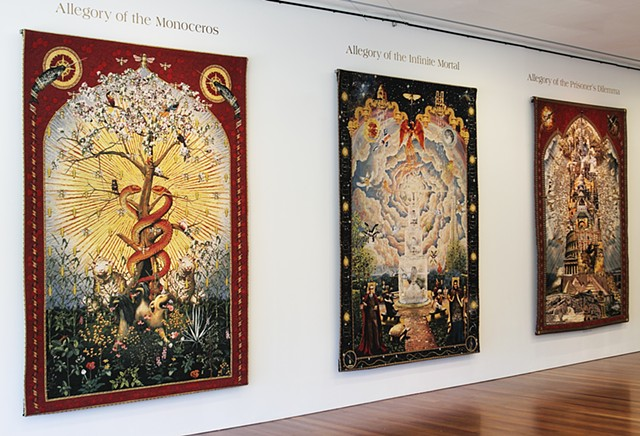 The Conflicts Tapestries