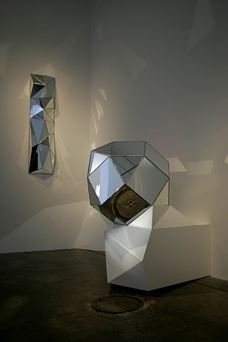 Installation view of Void and Centering Device #2