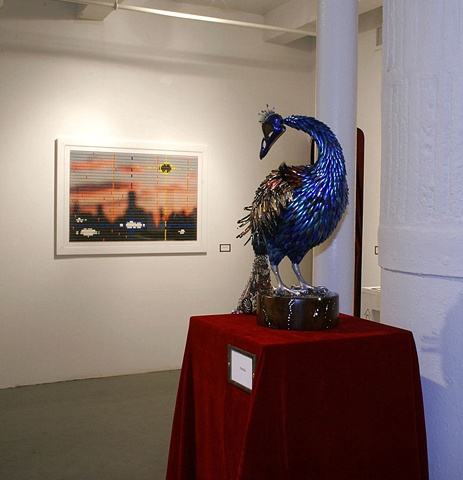 Future Darwinist installation view 4