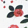 Roses Birdbath