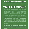 No Excuse Concert and Information Fair