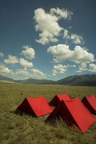 The Tent Project: Great Sand Dunes National Park CO