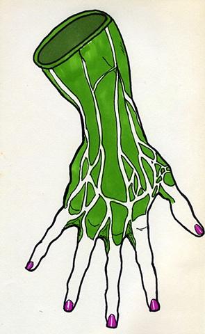 Dancing Hand