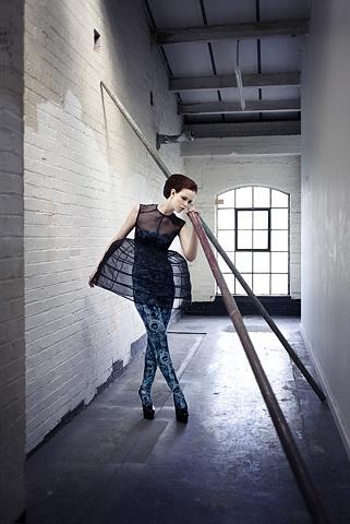 """Designer JoannaAlmaLouvisa """"Human Nature AW 09"""""""
