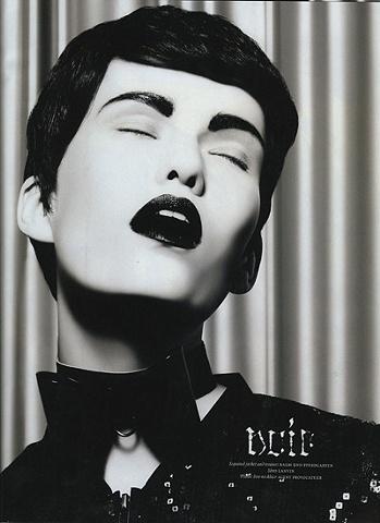 Noir - NO Magazine 2007