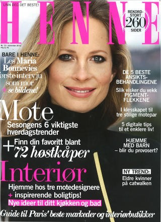 Henne 2012