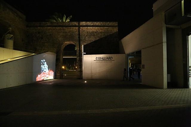Museum for contemporary art Es Baluard Image three