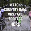 County Ball Original VHS Footage 1989
