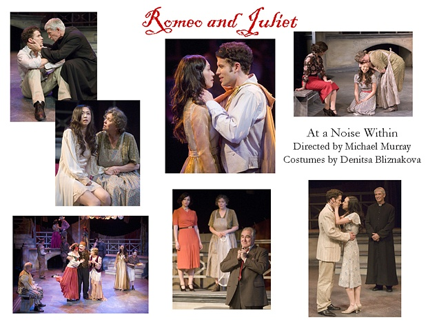 Romeo and Juliet photos