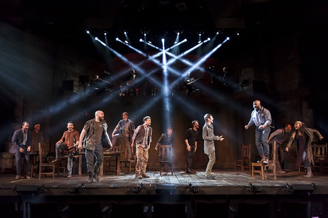 The 12, a new rock musical Denver Center for the Performing Arts