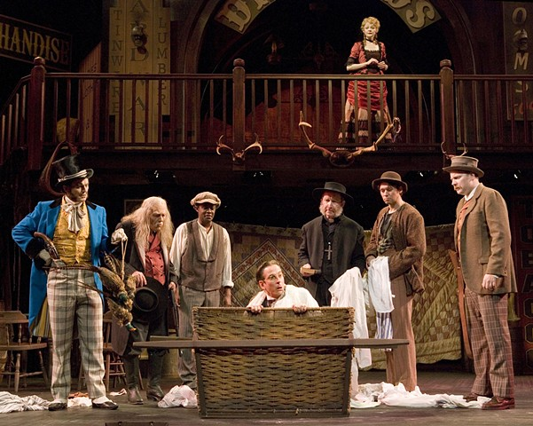 The Merry Wives of Windsor  Old Globe Theatre