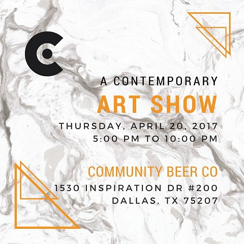 Conception Contemporary Art Show Dallas
