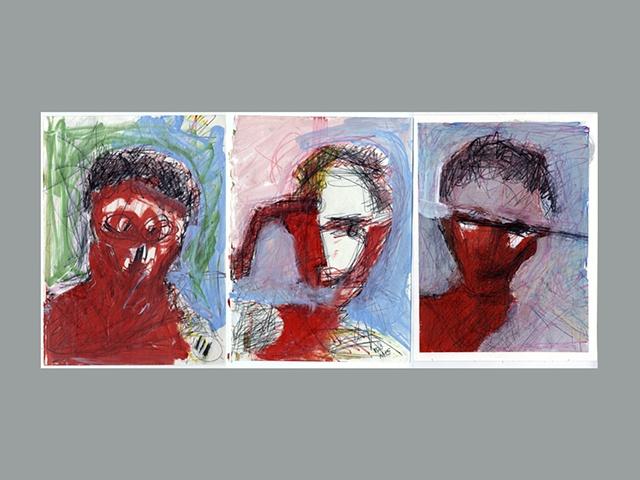 self portraits III