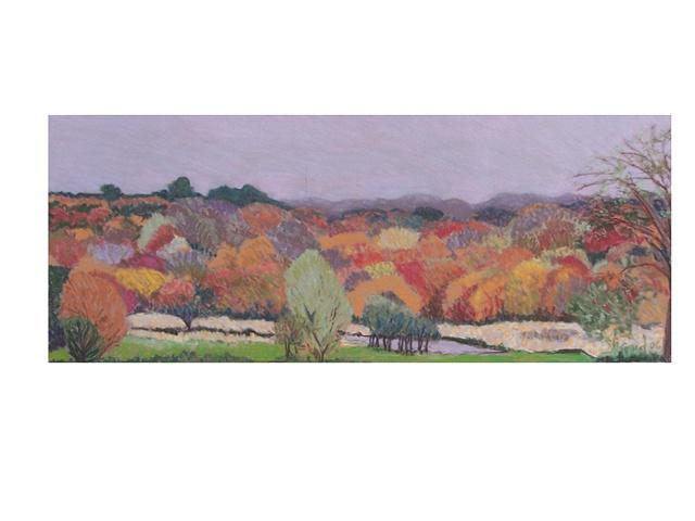 Martha's Marsh Fall