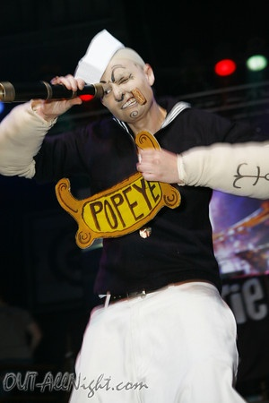 Popeye  Photo by outallnight.com
