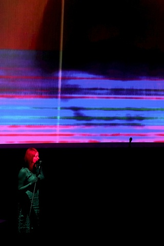 Ether and the Voice: an electronic media opera