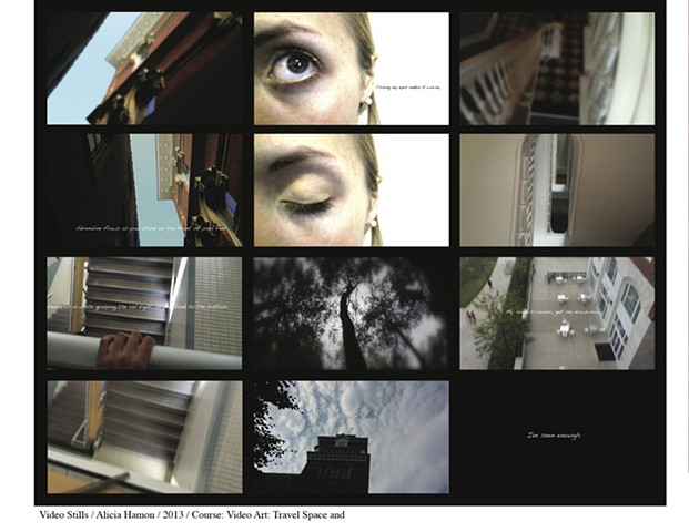 Course: Video Art Travel Space & Time