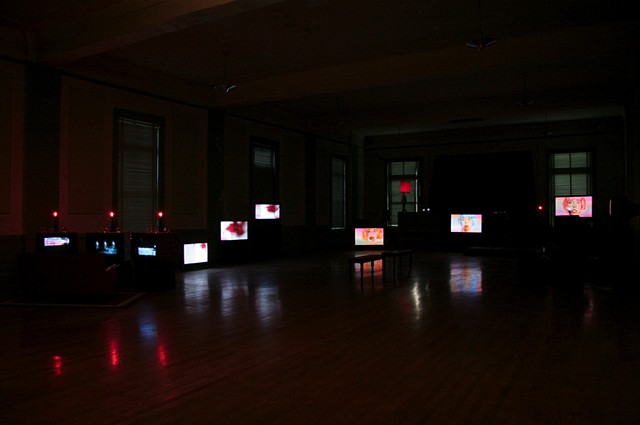 Ether and the Voice Installation