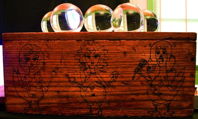 Crystal Ball Magic Box