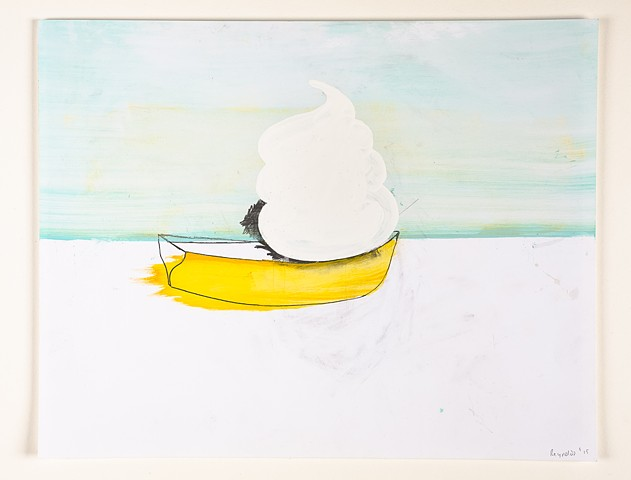 Soft Serve Boat