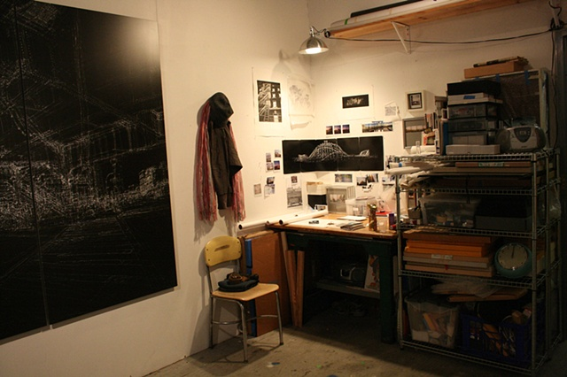 Studio - Long Island City 2007
